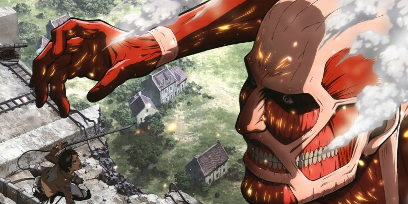 скачать атака титанов 1 сезон Torrent - фото 6
